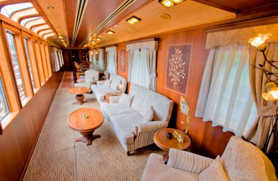 Luxury trains in Spain Train Tours El Transcantabrico, Al