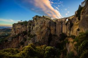 Archway - Ronda, Spain