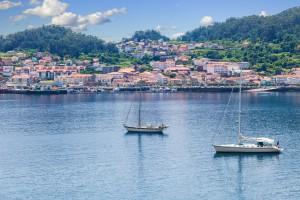 Fishing Village of A Coruña, Galicia