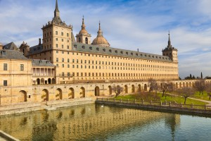 Royal Monastery of San Lorenzo de El Escorial is the most important monument from the Spanish Renaissance. To date, it consists of a church, a monastery, a royal palace, a college and a library.
