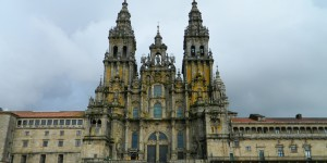 Santiago de Compostela, known as the shrine of Saint James, now stands as the city's cathedral and is a declared UNESCO World Heritage Site